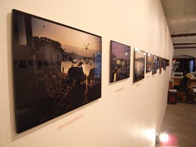 お知らせ「高潔(Gao J.),写真展,恒河少年,アジア悠久を流れて,space alternative gallery」