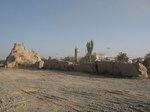 漢代敦煌に初めて築かれたとされる都市の遺跡「沙州故城」