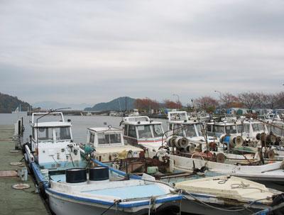 島会「滋賀,近江八幡,沖島,琵琶湖」
