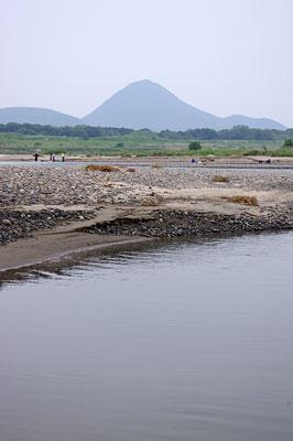 網会「滋賀,湖東,近江富士,三上山」