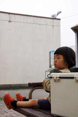 網会「滋賀,湖東,子供とクーラーボックス」