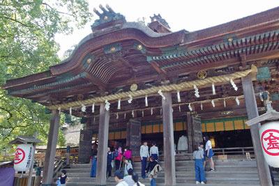 讃岐金刀比羅神社本宮