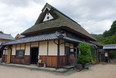 加佐の大庄屋上野家